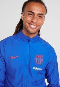 Nike Performance - FC BARCELONA DRY SUIT SET - Trainingspak - lyon blue/burgundy ash/deep royal blue/noble red - 5
