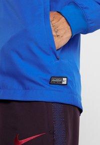 Nike Performance - FC BARCELONA DRY SUIT SET - Trainingspak - lyon blue/burgundy ash/deep royal blue/noble red - 9
