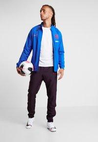 Nike Performance - FC BARCELONA DRY SUIT SET - Trainingspak - lyon blue/burgundy ash/deep royal blue/noble red - 1