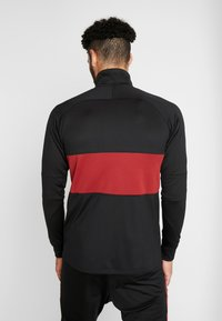 Nike Performance - AS ROM DRY SUIT - Klubbkläder - black/team crimson - 2