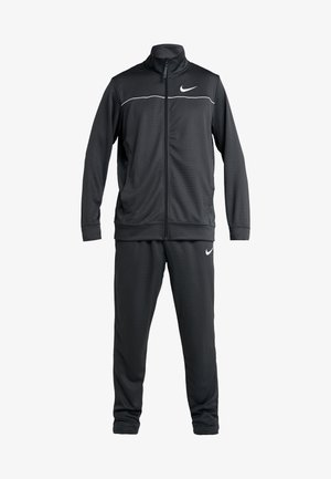 M NK RIVALRY TRACKSUIT - Träningsset - anthracite/white