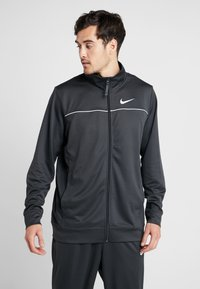 Nike Performance - M NK RIVALRY TRACKSUIT - Tracksuit - anthracite/white - 0