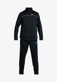 Nike Performance - RIVALRY TRACKSUIT - Dres - black/white - 7