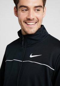 Nike Performance - RIVALRY TRACKSUIT - Dres - black/white - 5