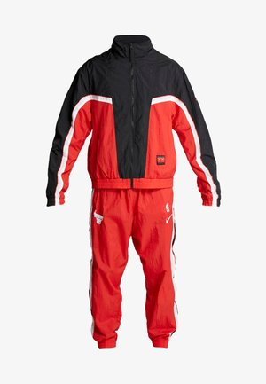 NBA CHICAGO BULLS RETRO TRACKSUIT - Chándal - university red/black/white