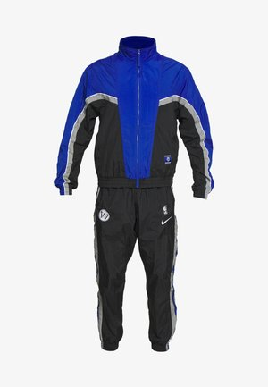 NBA GOLDEN STATE WARRIORS CITY EDITION TRACKSUIT - Träningsset - black/rush blue/dark steel grey