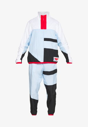 FLIGHT TRACKSUIT - Dres - psychic blue/white/black
