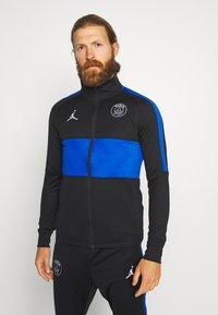 Nike Performance - PARIS ST. GERMAIN DRY - Article de supporter - black/hyper cobalt/white - 0
