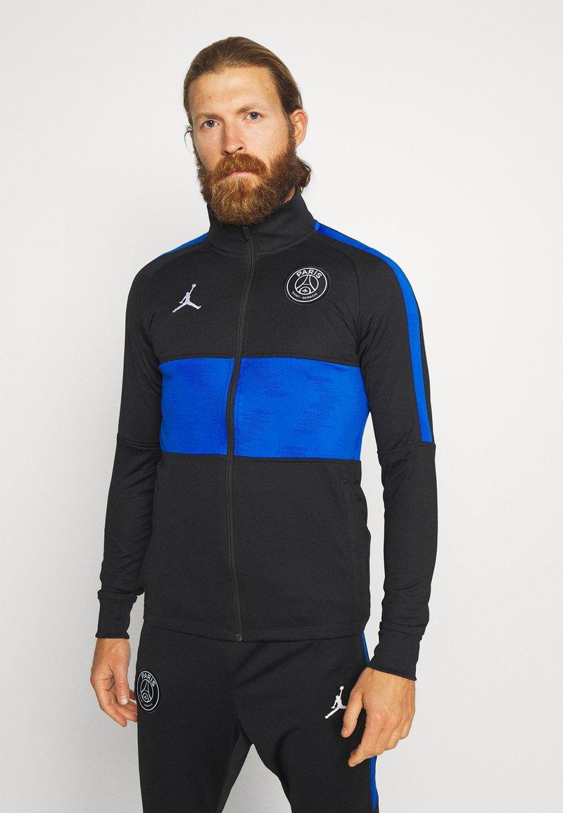 Nike Performance - PARIS ST. GERMAIN DRY - Article de supporter - black/hyper cobalt/white
