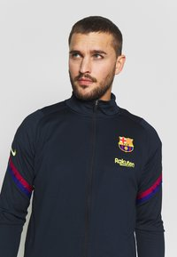 Nike Performance - FC BARCELONA DRY SUIT SET - Article de supporter - dark obsidian/deep royal blue - 7