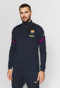 Nike Performance - FC BARCELONA DRY SUIT SET - Article de supporter - dark obsidian/deep royal blue - 0