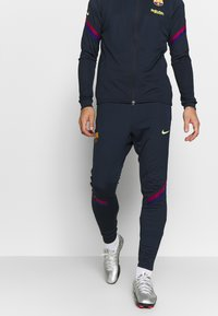 Nike Performance - FC BARCELONA DRY SUIT SET - Article de supporter - dark obsidian/deep royal blue - 3