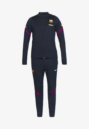 FC BARCELONA DRY SUIT SET - Club wear - dark obsidian/deep royal blue
