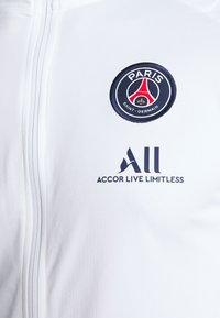 Nike Performance - PARIS ST GERMAIN SUIT - Article de supporter - white/university red - 5