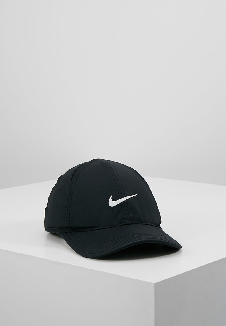 Nike Performance - FEATHERLIGHT - Cap - black/white