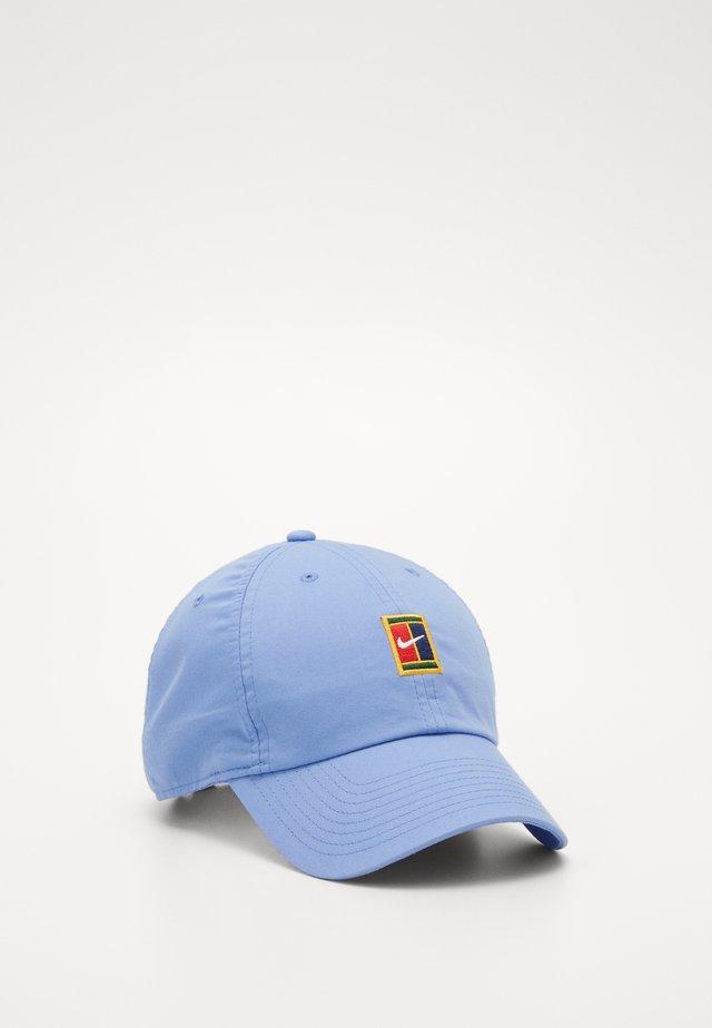 H86 COURT LOGO  - Cap - royal pulse
