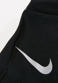 Nike Performance - LIGHTWEIGHT TECH GLOVES - Guantes - black/black/silver - 4
