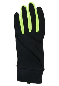 Nike Performance - LIGHTWEIGHT TECH GLOVES - Guantes - black/volt/silver - 3