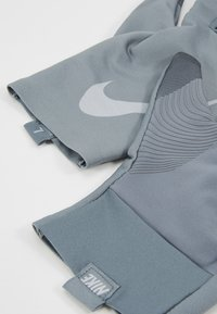 Nike Performance - PRO WARM MENS LINEAR GLOVES - Rukavice - cool grey/wolf grey - 4