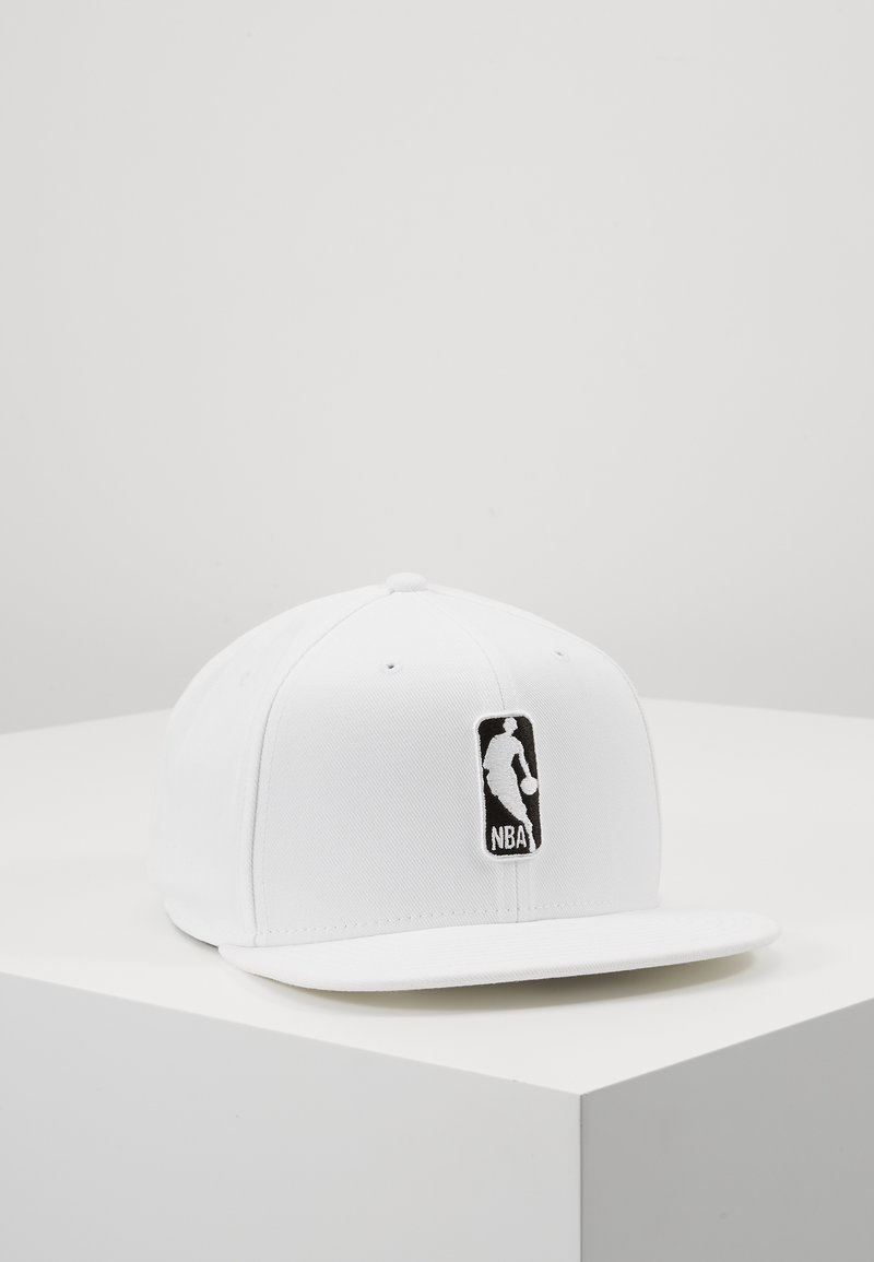 Nike Performance - NBA - Kšiltovka - white/black