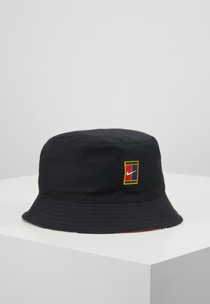 BUCKET COURT - Hoed - black