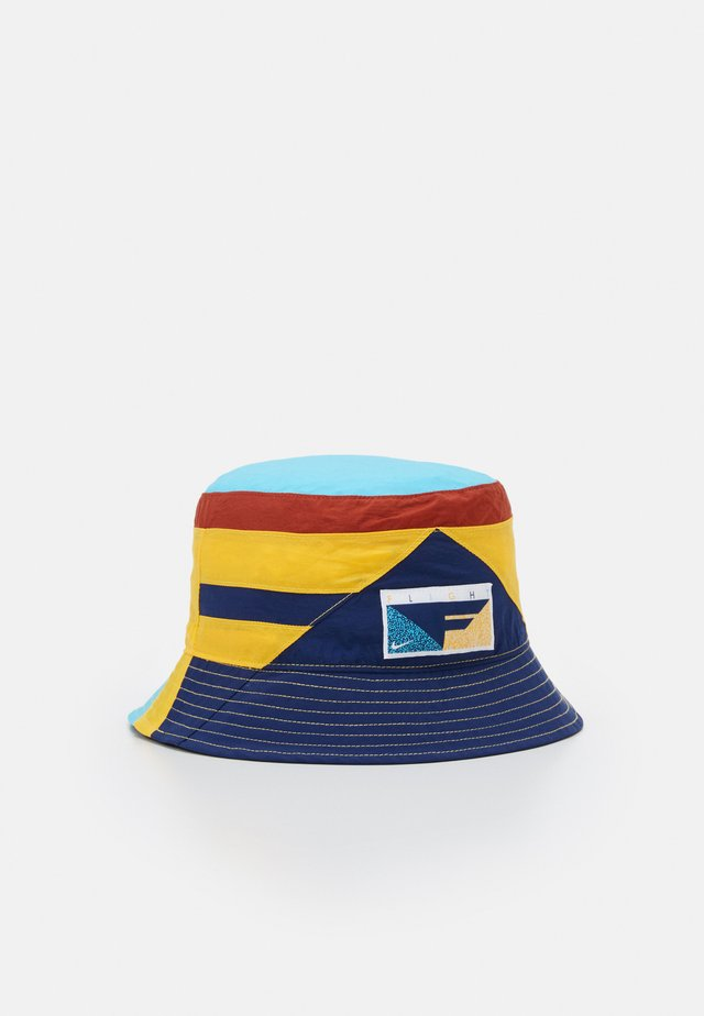 BUCKET HAT FLIGHT BASKETBALL - Cappello - blue void