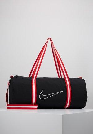 HERITAGE - Treningsbag - black/university red/white