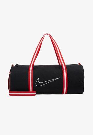 HERITAGE - Sportovní taška - black/university red/white