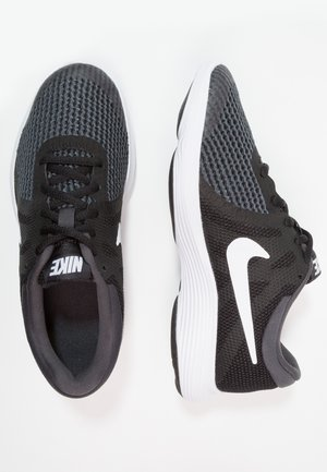 REVOLUTION 4 - Scarpe running neutre - black/anthracite/white