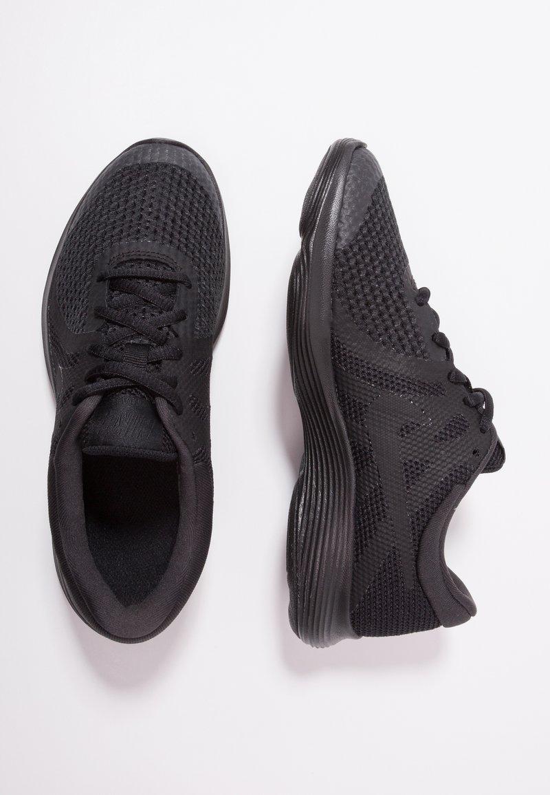 Nike Performance - REVOLUTION 4 - Neutrala löparskor - black