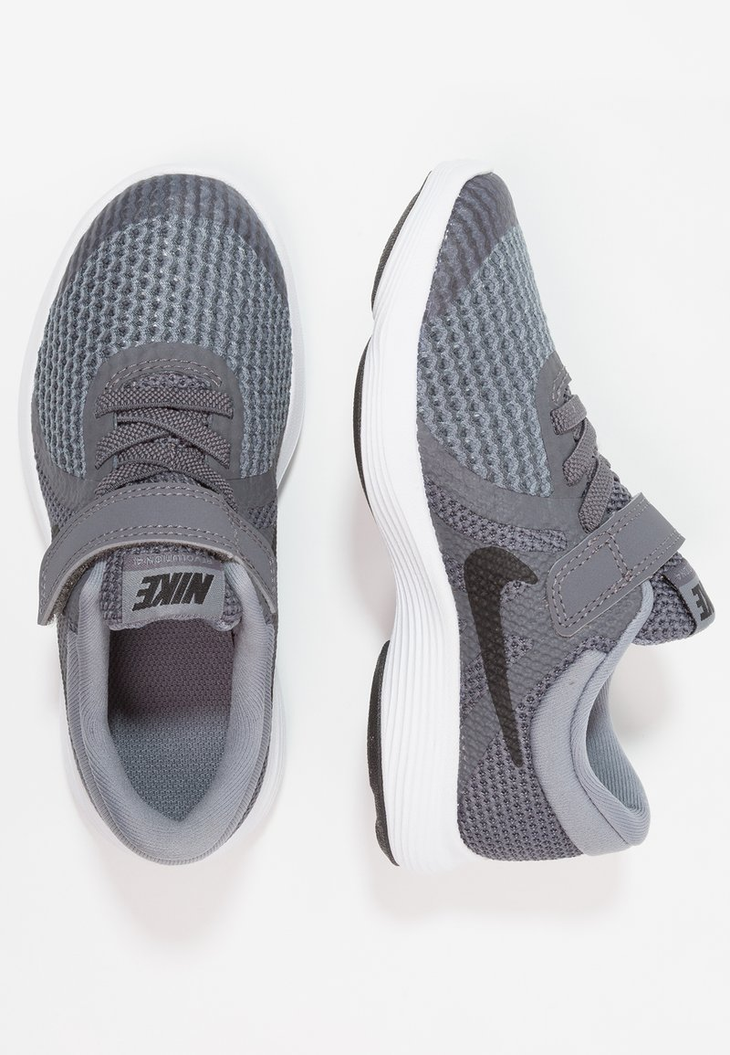 Nike Performance - REVOLUTION 4 - Laufschuh Neutral - dark grey/black/cool grey/white