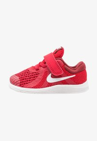 Nike Performance - REVOLUTION 4 - Zapatillas de running neutras - gym red/white/team red/black - 1