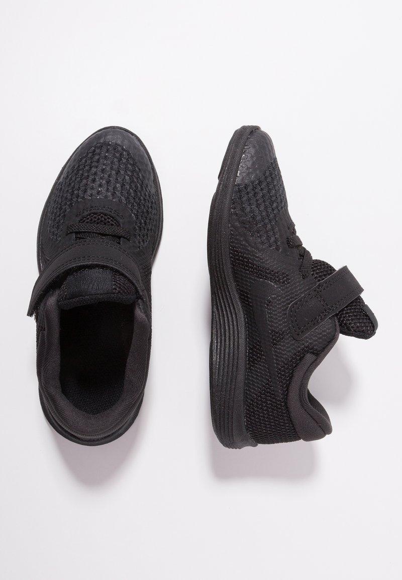 Nike Performance - REVOLUTION 4 - Obuwie do biegania treningowe - black