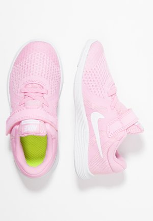REVOLUTION 4 - Chaussures de running neutres - pink rise/white/pink foam/black