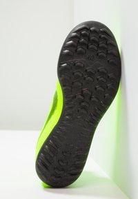 Nike Performance - MERCURIAL SUPERFLYX 6 CLUB TF - Korki Turfy - volt/black - 5