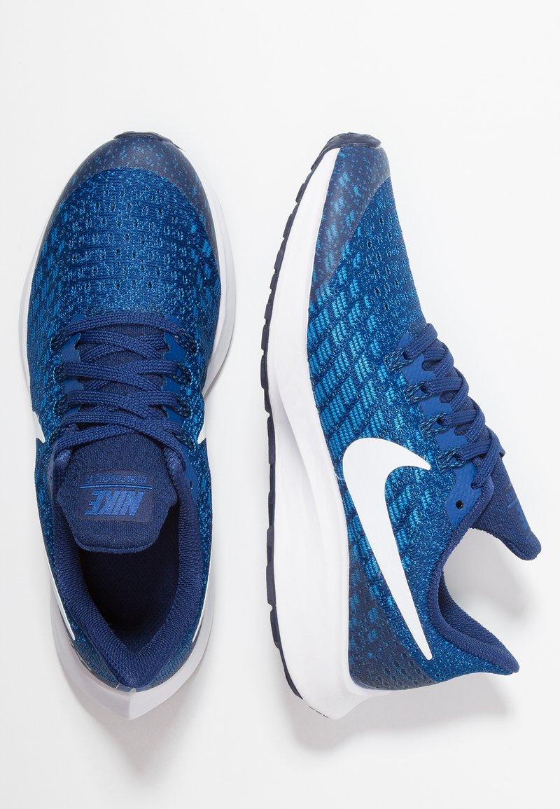 Nike Performance - AIR ZOOM PEGASUS 35 - Neutrale løbesko - indigo force/white/photo blue/blue void