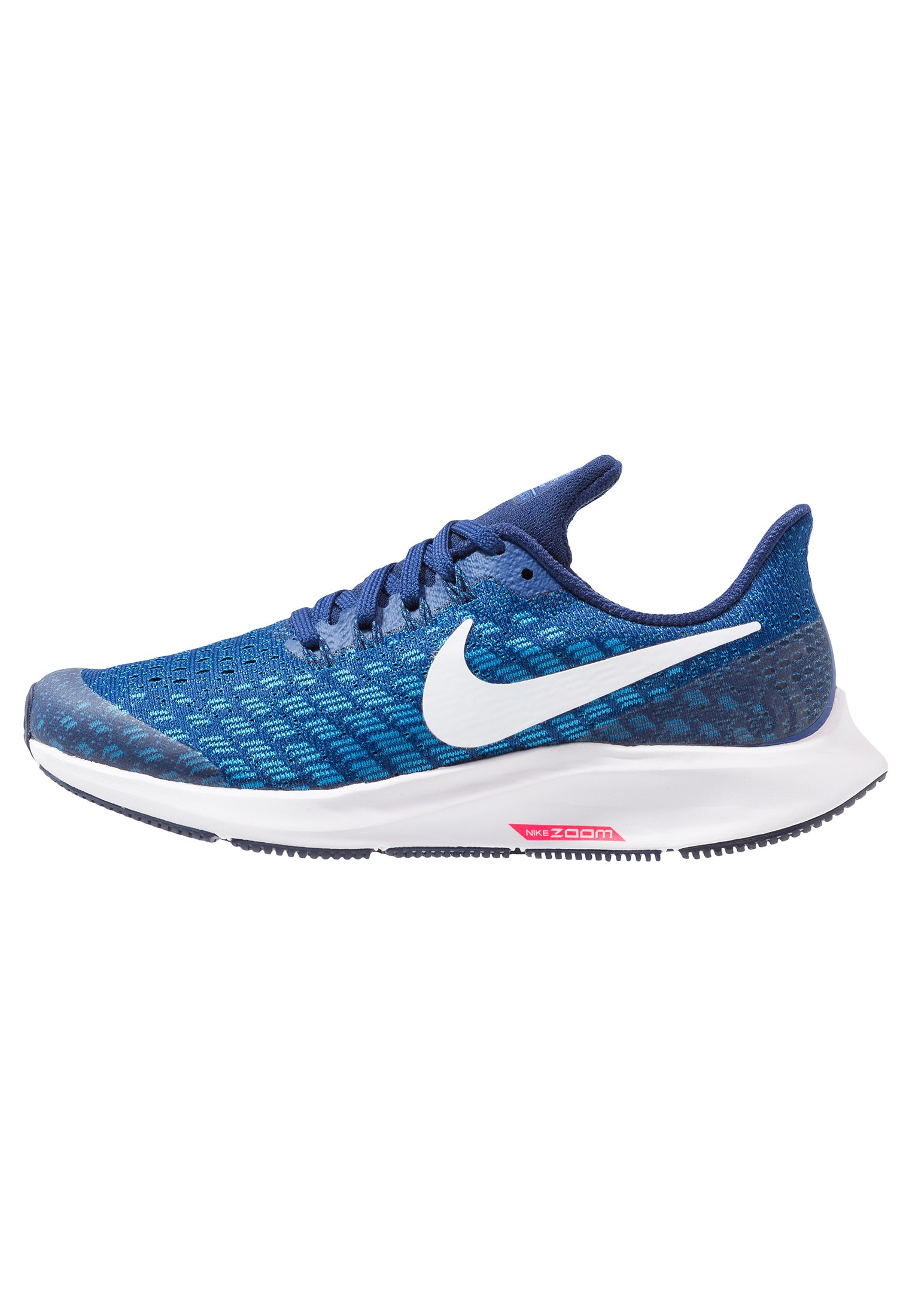 AIR ZOOM PEGASUS 35 - Zapatillas de running neutras - indigo  force/white/photo blue/blue void