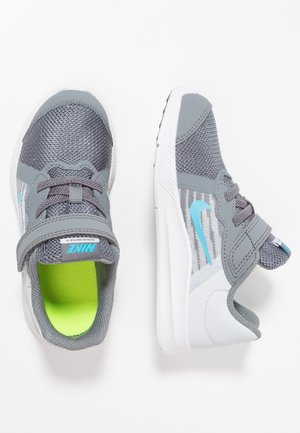 DOWNSHIFTER  - Scarpe running neutre - cool grey/blue fury/pure platinum/white