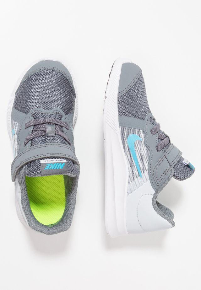 DOWNSHIFTER  - Hardloopschoenen neutraal - cool grey/blue fury/pure platinum/white