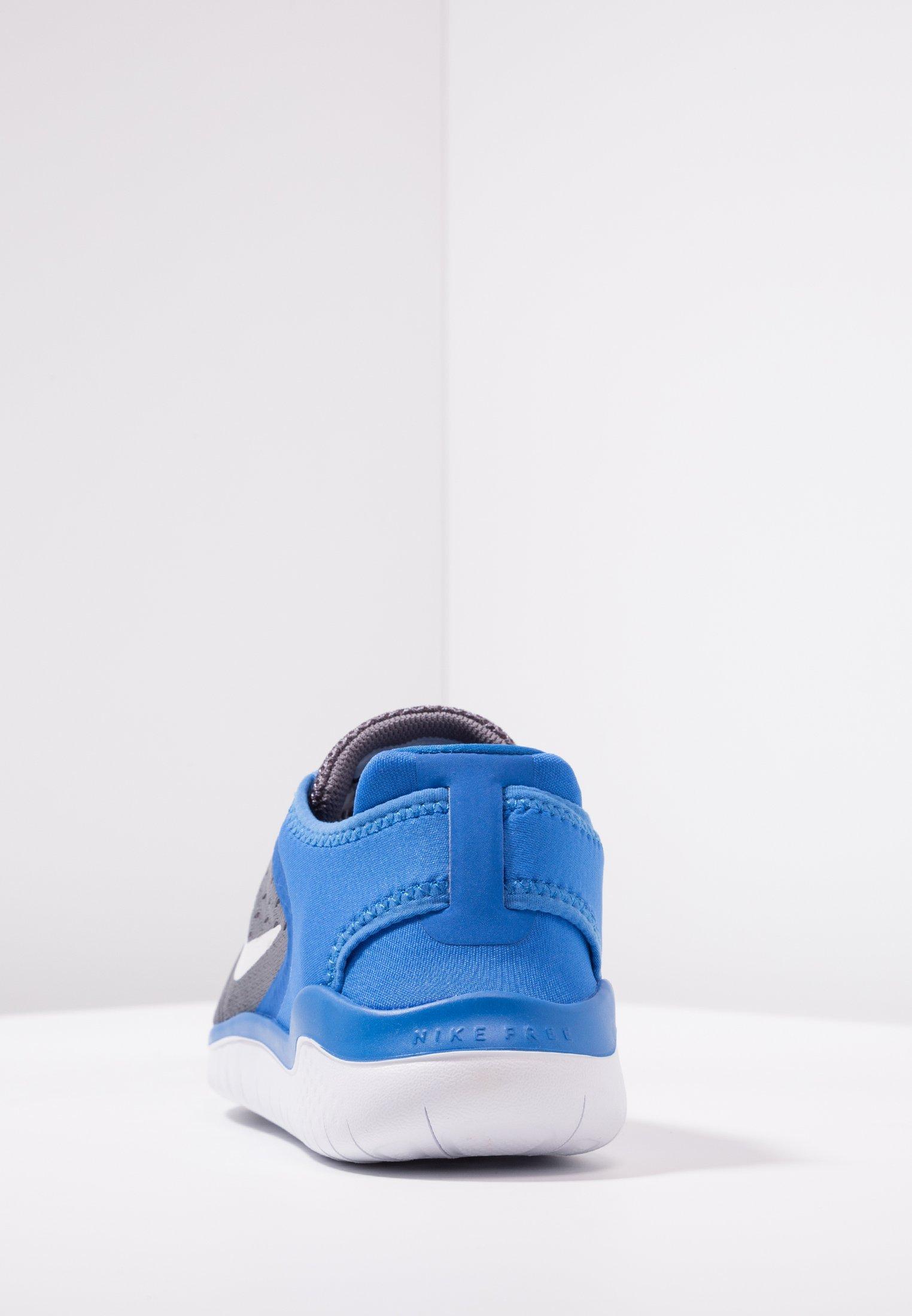 FREE RN 2018 Trainers gunsmokewhitesignal bluethunder grey