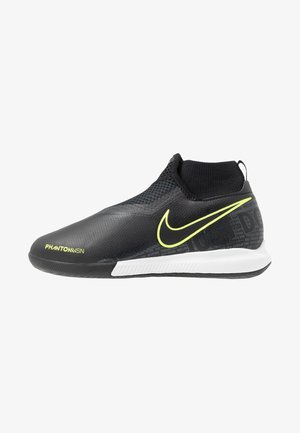 PHANTOM OBRAX 3 ACADEMY DF IC - Chaussures de foot en salle - black/volt