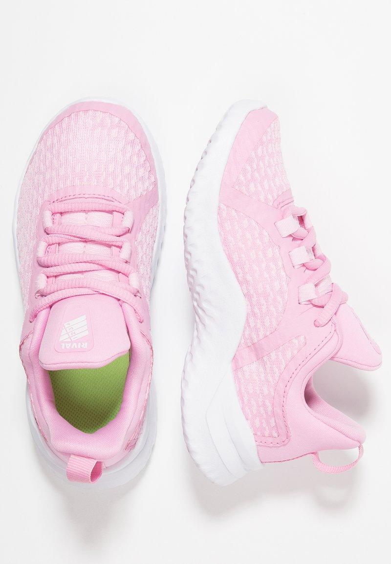 Nike Performance - RIVAL - Obuwie do biegania treningowe - pink rise/white/pink