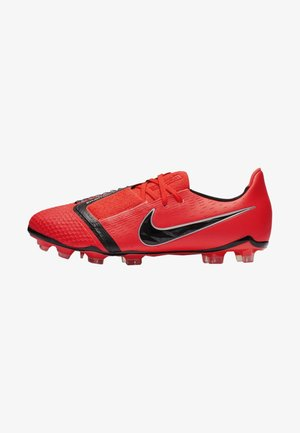 PHANTOM ELITE FG - Botas de fútbol con tacos - red/black