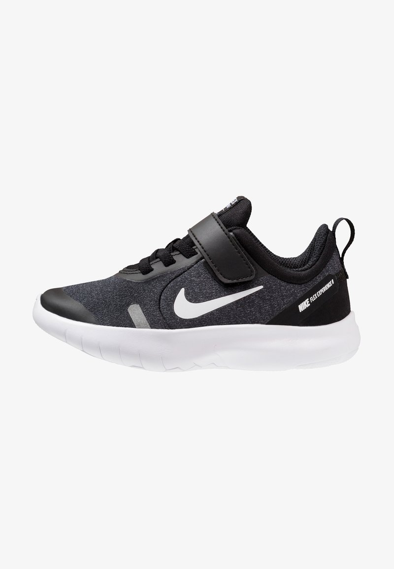 Nike Performance - FLEX EXPERIENCE RN 8 - Neutral running shoes - black/white/cool grey/reflect silver