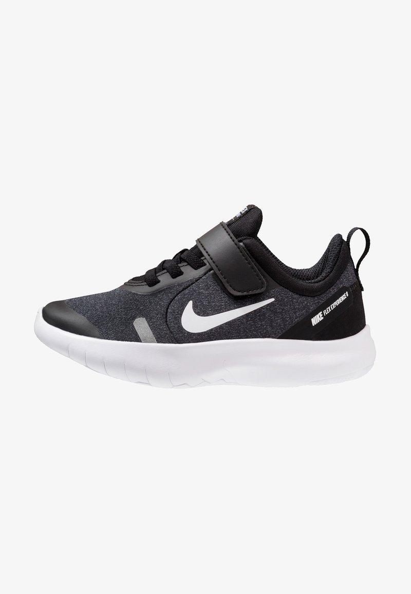 Nike Performance - FLEX EXPERIENCE RN 8 - Neutrala löparskor - black/white/cool grey/reflect silver