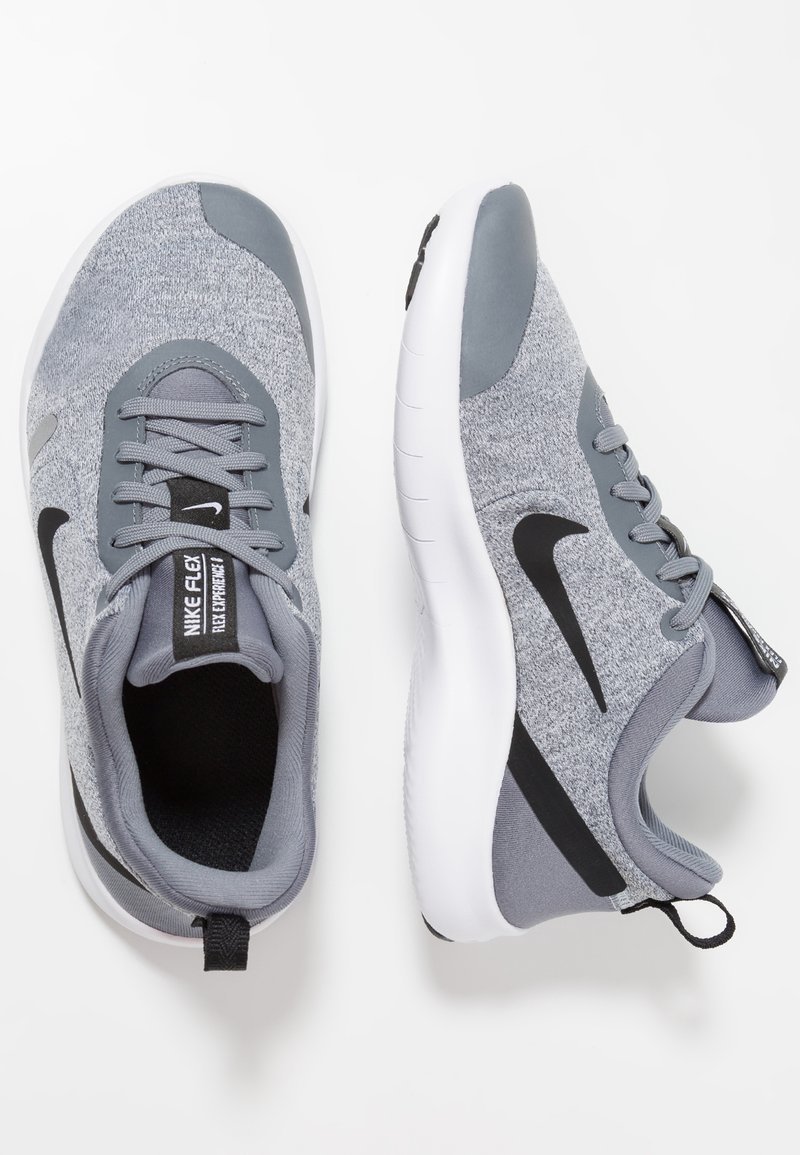Nike Performance - FLEX EXPERIENCE RN 8 - Neutral running shoes - cool grey/black/reflect silver/white