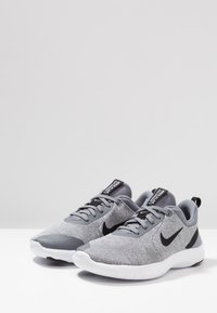 Nike Performance - FLEX EXPERIENCE RN 8 - Neutral running shoes - cool grey/black/reflect silver/white - 3