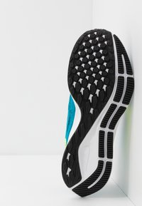 Nike Performance - AIR ZOOM PEGASUS 36 - Hardloopschoenen neutraal - laser blue/lemon/black/hyper crimson - 5
