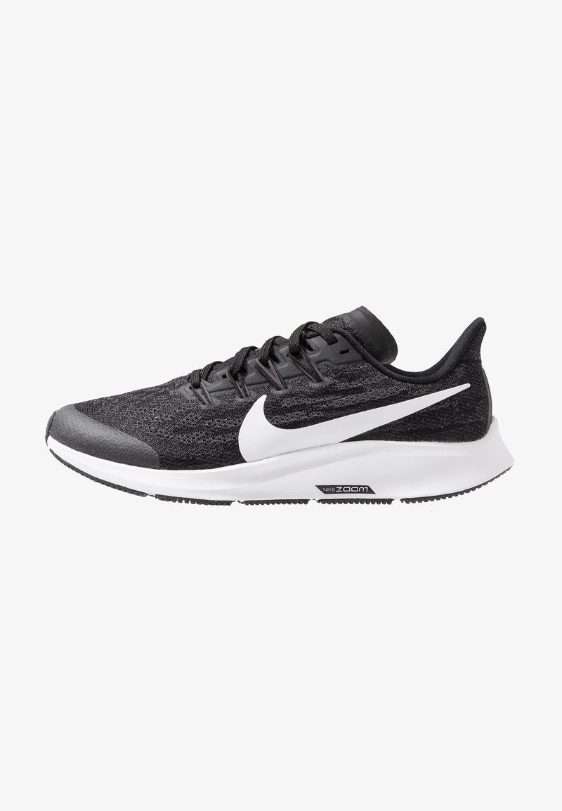 Nike Performance - AIR ZOOM PEGASUS  - Laufschuh Neutral - black/white/thunder grey