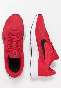 Nike Performance - DOWNSHIFTER 9 - Hardloopschoenen neutraal - gym red/black/university red/white - 0